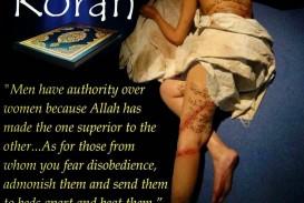 004 Wifebeatingislam Koran The Wife Beater Essay Stunning Summary Analysis