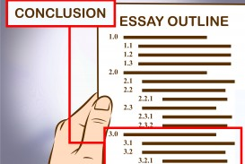 004 Write An Essay Outline Step Version Example How Excellent To High School