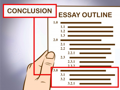 004 Write An Essay Outline Step Version Example How Excellent To For University 6th Grade 480