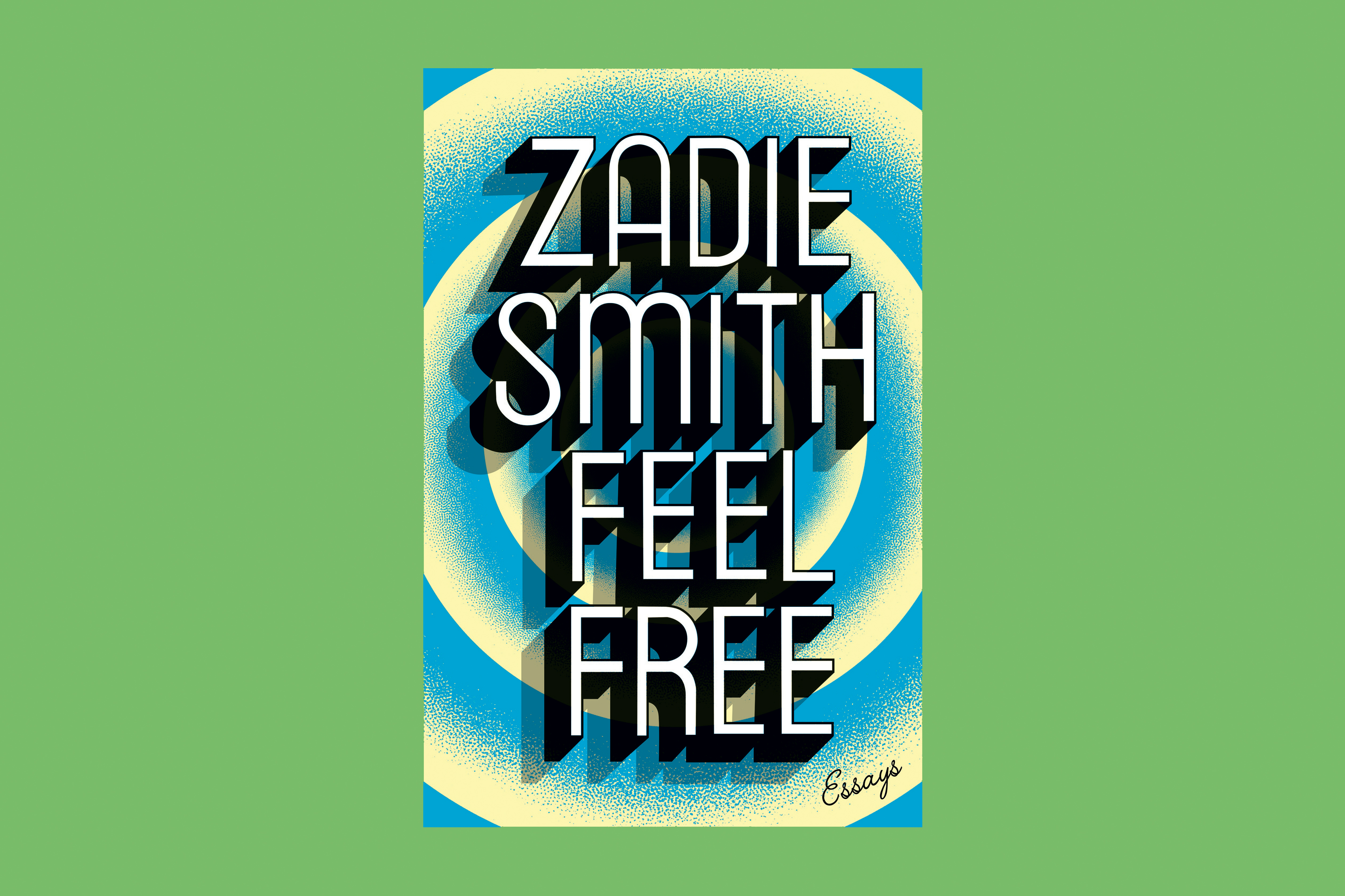 004 Zadie Smith Essays Feel Free Essay Wonderful Amazon Radio 4 Full
