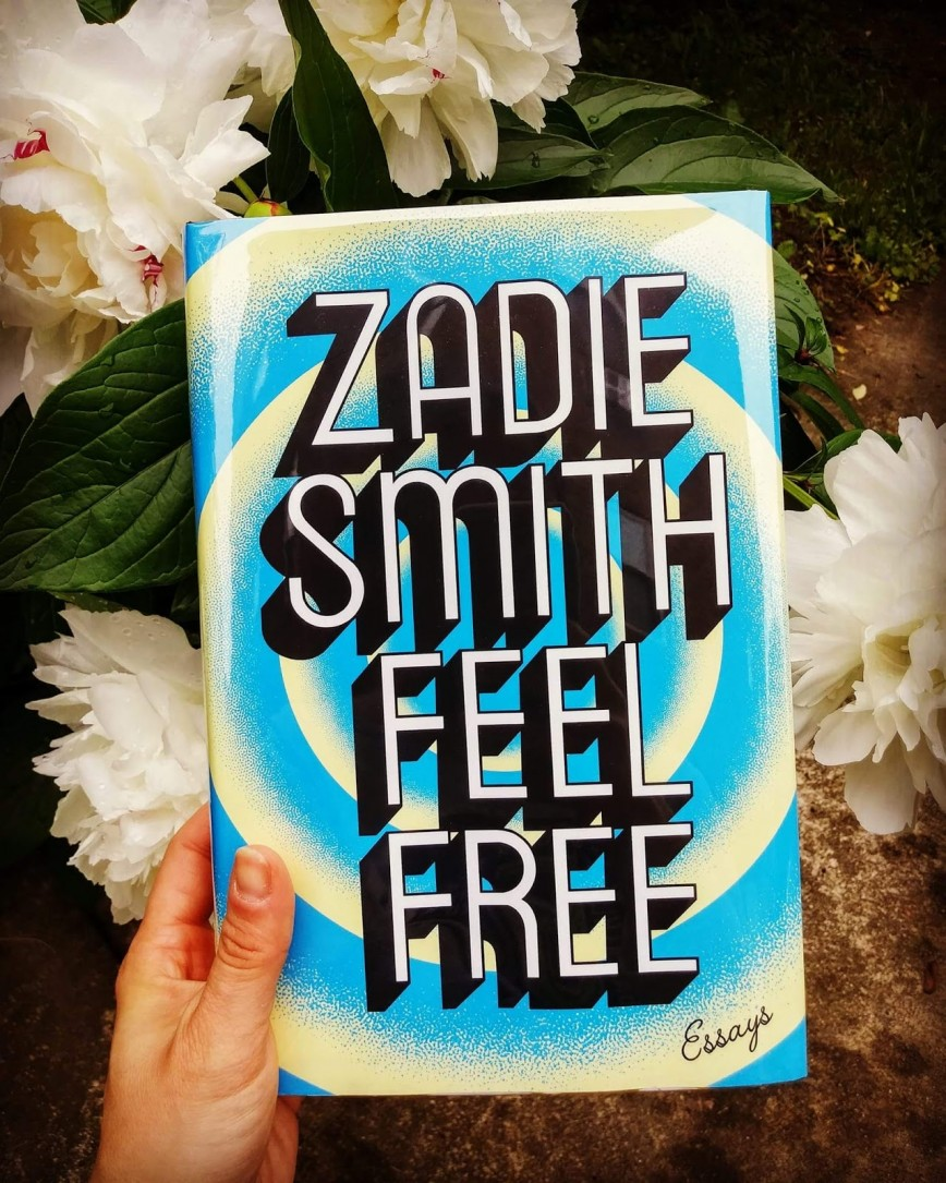 005 33186851 2081800258703093 8881318672442851328 O Zadie Smith Essays Essay Wonderful Amazon Feel Free