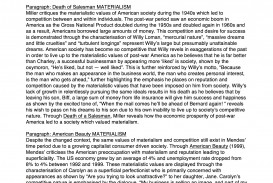 005 3720257487merican Beauty Death Salesman Essay Example Of Phenomenal A Act 1 Topics Titles
