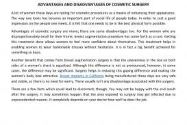 plastic surgery elective prize