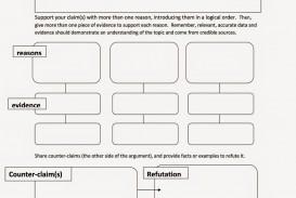 005 Argumentgraphicorganizer2bcopy Argument Essay Graphic Organizer Breathtaking Persuasive Examples Middle School Argumentative Pdf 320