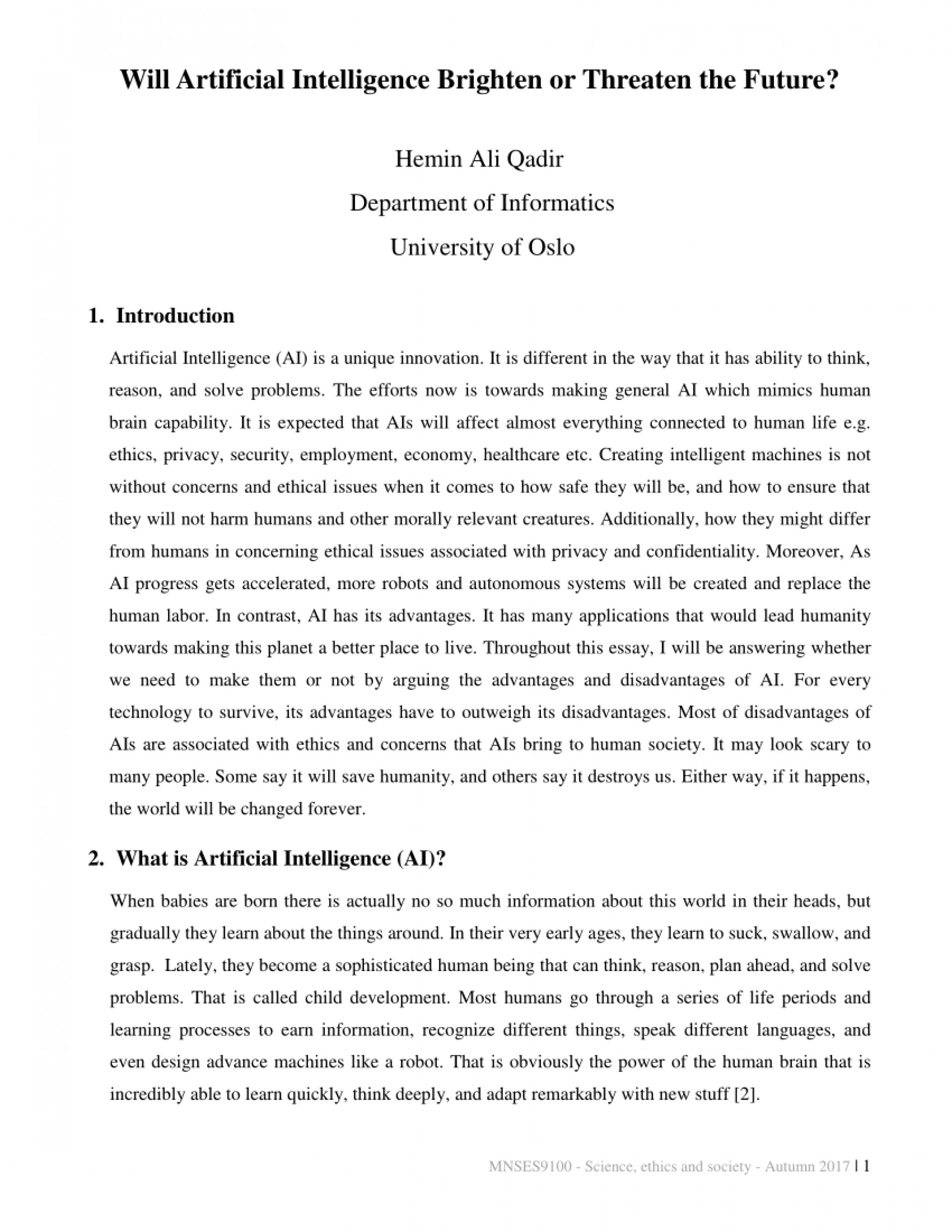 005 Artificial Intelligence Essay Largepreview Striking Argumentative Outline Paper Presentation Topics Pdf 1920
