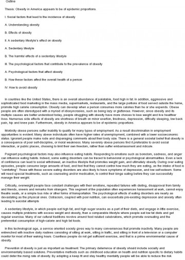 002 child obesity essay example on childhood in america