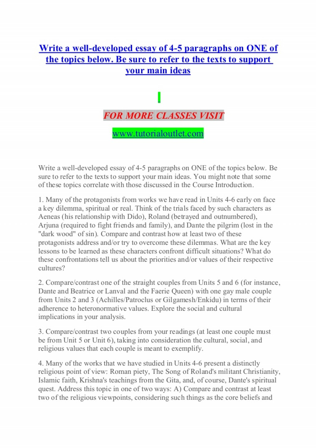 005 Compare And Contrast Cultures Essay Topics Writeawell Developedessayof4 5paragraphsononeofthetopicsbelow Thumbnail Stirring Large