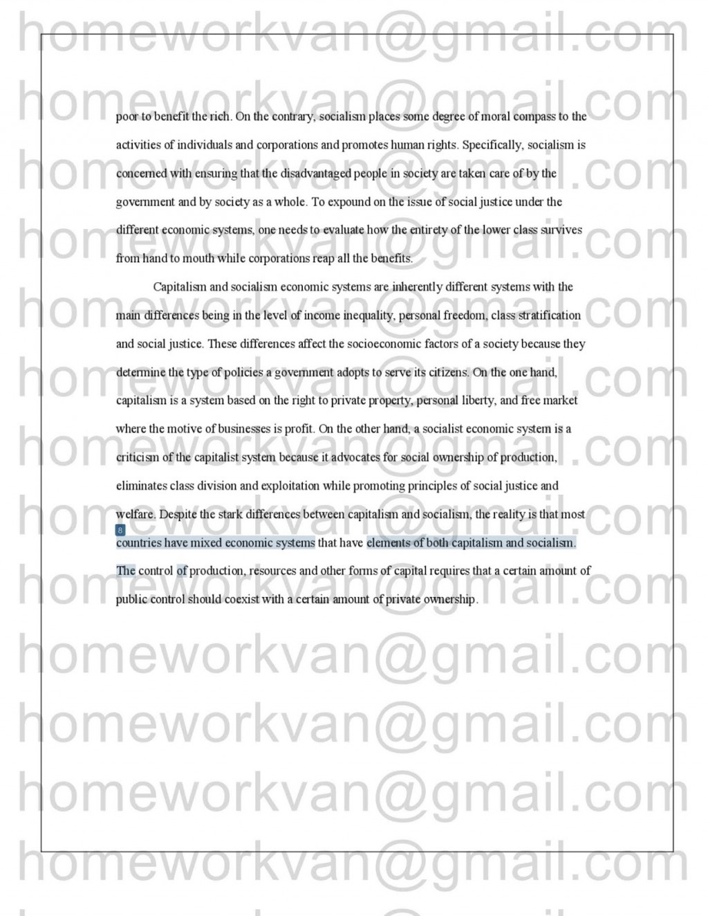 005 Compare2band2bcontrast2bessay2beconomic2bsystems2b252812529 Essay Example Breathtaking Capitalism Topics Question Pdf Large