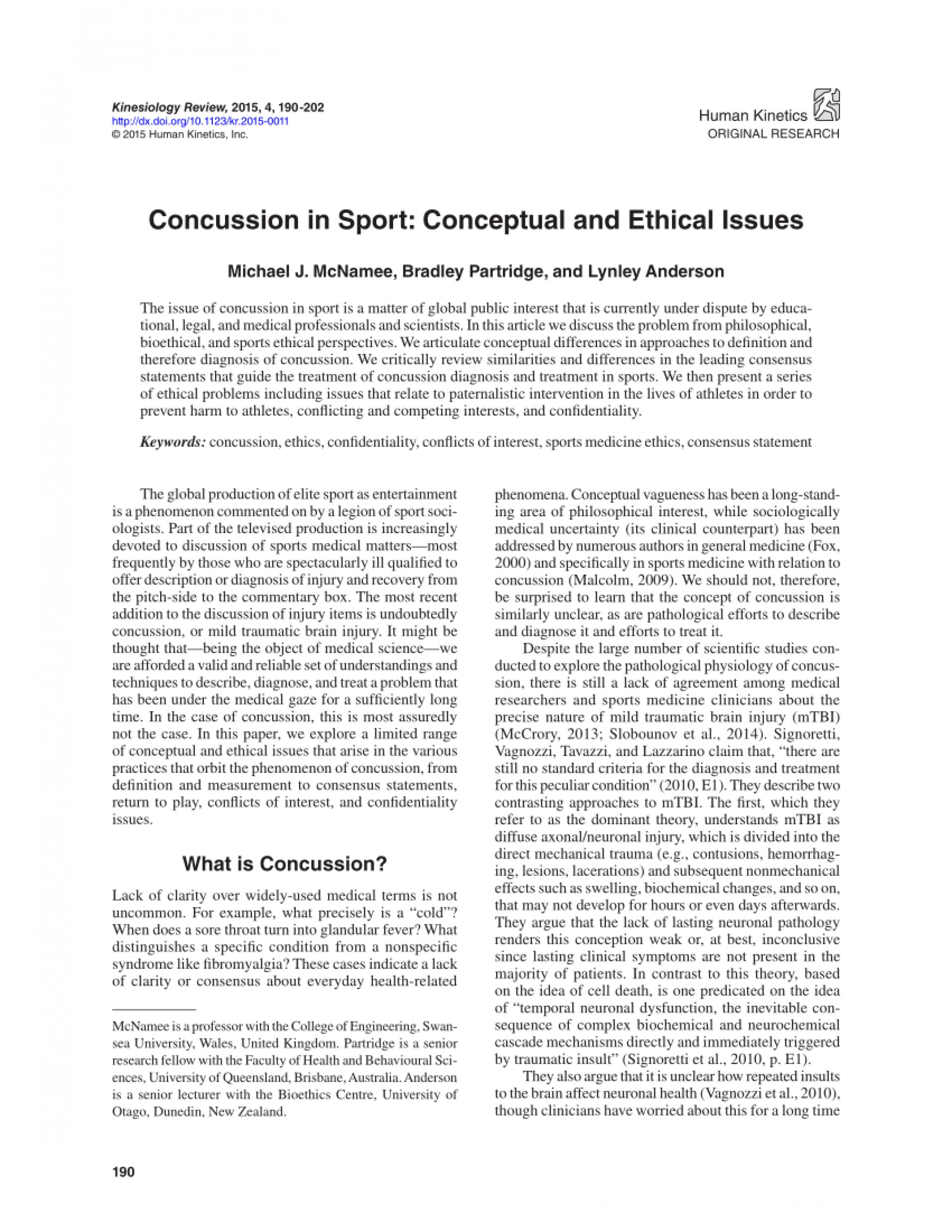 005 Concussion Essay Example Beautiful Outline Examples Conclusion 1920