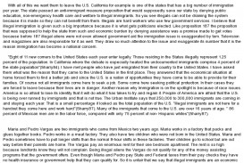 005 Essay About Immigration Example On Argumentative Illegal Against L Marvelous In Canada Causes The United States