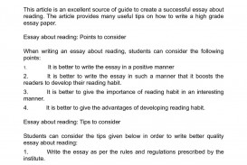 005 Essay About Reading Excellent Points For Students To Remember Why Is And Writing Important In Our Liv Lives Example Importance Sensational Of English Education Skills