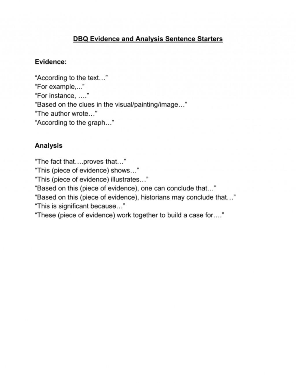 005 Essay Example 006841680 1 Paragraph Excellent Starters Sentence Spanish Gcse Large