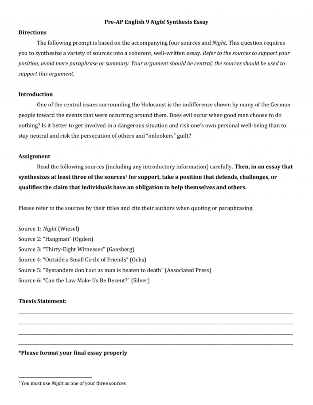 005 Essay Example 006963363 1 Synthesis Fearsome Prompt 2017 Ap Lang Locavore Examples Large