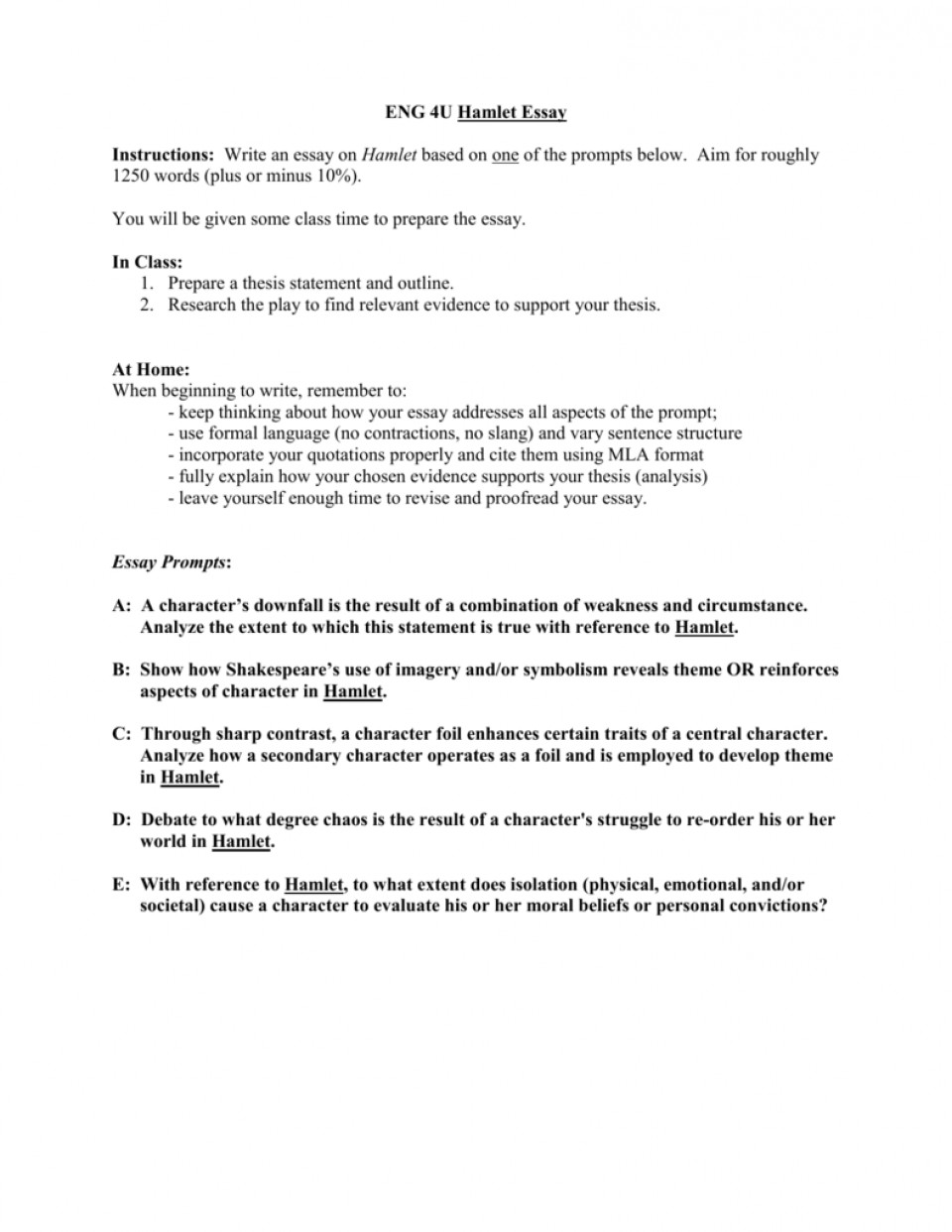 005 Essay Example 008038423 1 University Of Chicago Striking Prompts Illinois Prompt Loyola 960