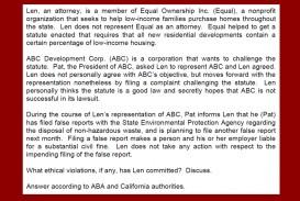 006 Evidence Snapshot1 Essay Example California Bar Exam
