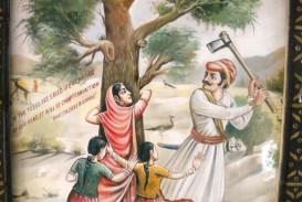 005 Essay Example Chipko Movement In Hindi Imposing Kannada Language Andolan