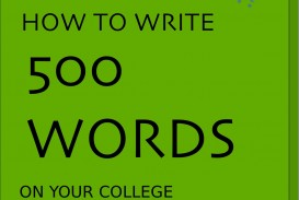 005 Essay Example College Word Impressive Limit Apply Texas 2019