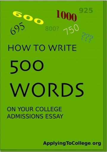 005 Essay Example College Word Impressive Limit Apply Texas 2019 360
