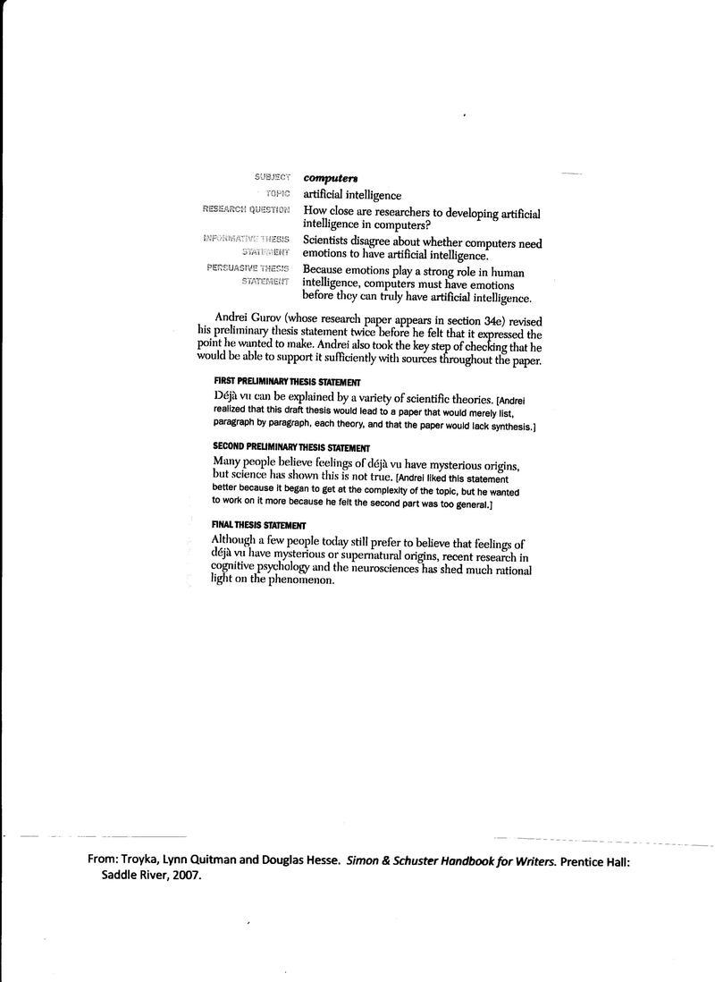 death penalty outline sample