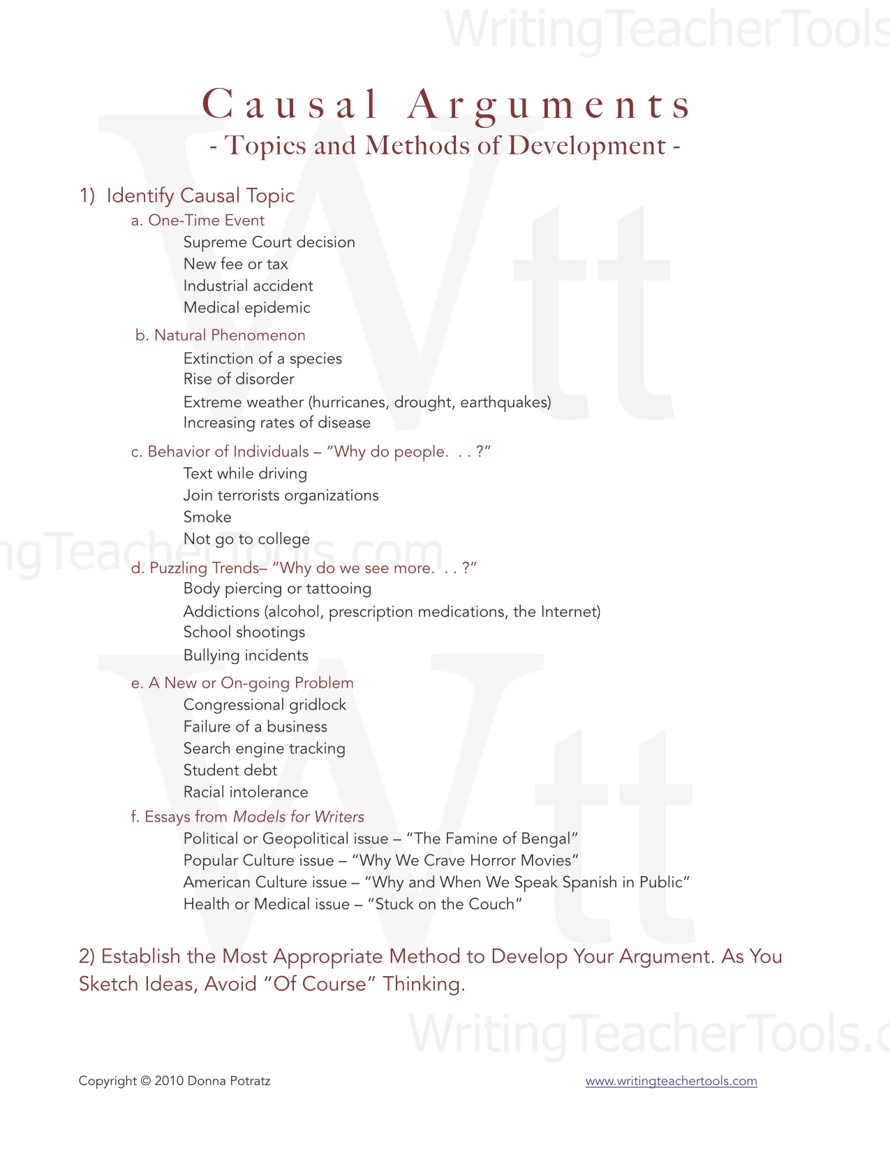 005 Essay Example Evaluative Causal Topics For Argument And Methods Of Develo Evaluation Marvelous Debate Interesting Persuasive Questions Full
