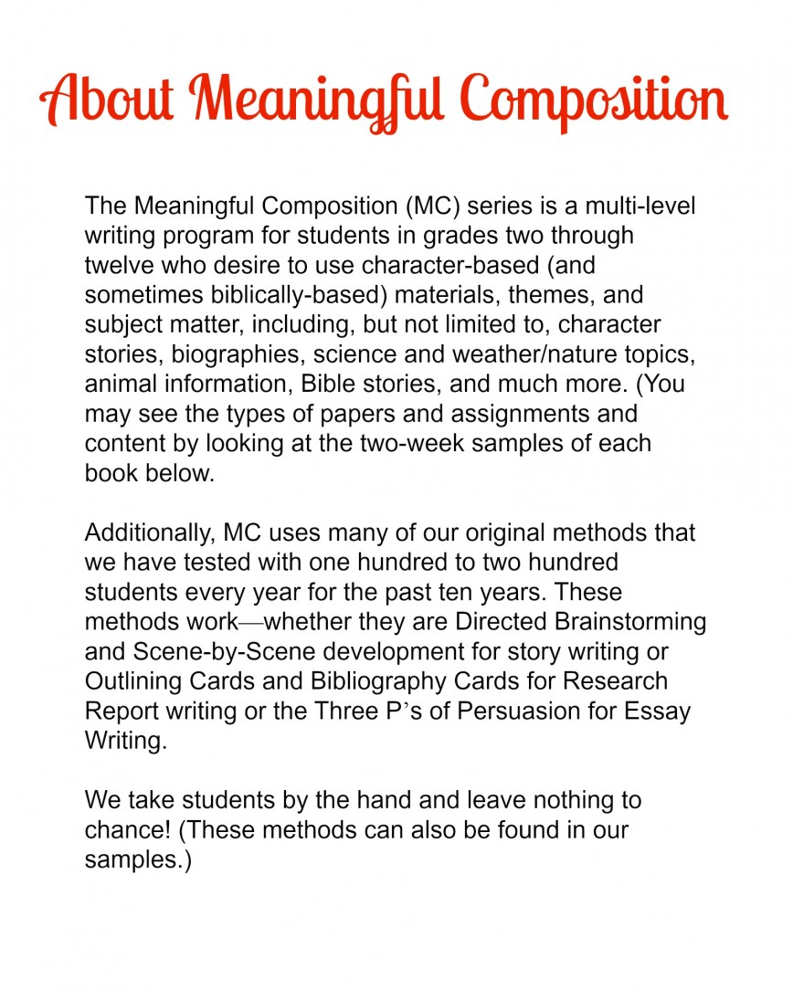 005 Essay Example Expository Examples Of Introductions Creative Writing Course Paragraph Persuasive On Bullying About Meaningful Compos Cyber How To Prevent Five Magnificent Essays Argumentative Pdf Papers 868