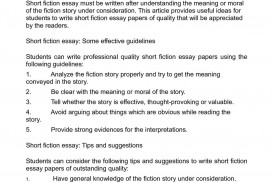 005 Essay Example Fiction Imposing English 102 Writing Prompts For Middle School High