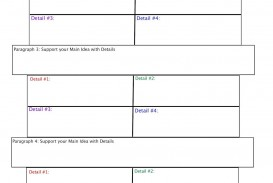 005 Essay Example Five Paragraph Graphic Wonderful Organizer 5 Middle School Pdf Organizer-hamburger