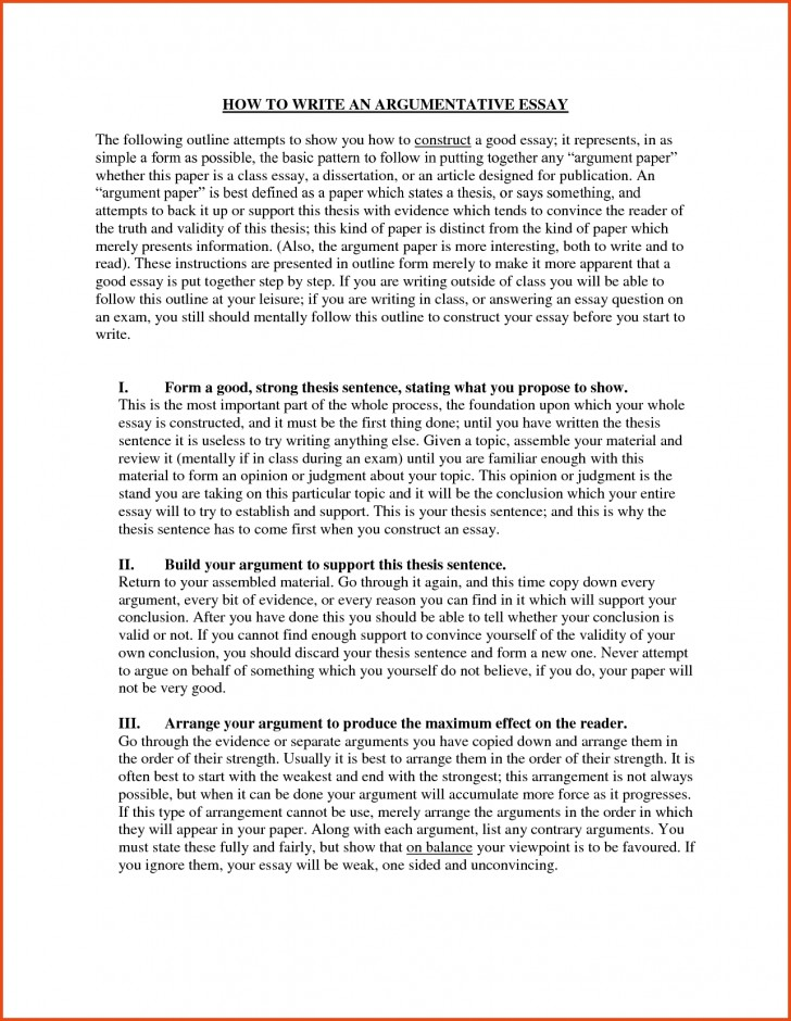005 Essay Example How To Start An Brilliant Ideas Of Good Ways About Yourself Dissertation Nice Amazing Argumentative A Book With Definition Your Life 728