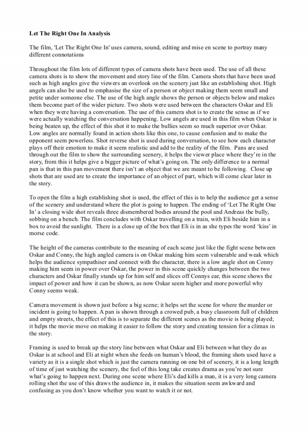 005 Essay Example Let The Right One In Phpapp01 Thumbnail Stunning Friendship Emerson Pdf By Ralph Waldo Analysis Title Ideas Large