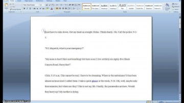 005 Essay Example Maxresdefault How To Make Look Exceptional Longer Period Your Trick An On Google Docs 360