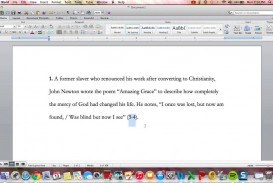 005 Essay Example Maxresdefault How To Quote Lyrics In Beautiful An Properly Song Apa 320