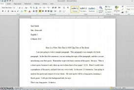 005 Essay Example Maxresdefault How To Write Quote In Awful A An Put Harvard Apa Style