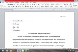 005 Essay Example Maxresdefault Proper Heading For Fascinating An College Application Scholarship