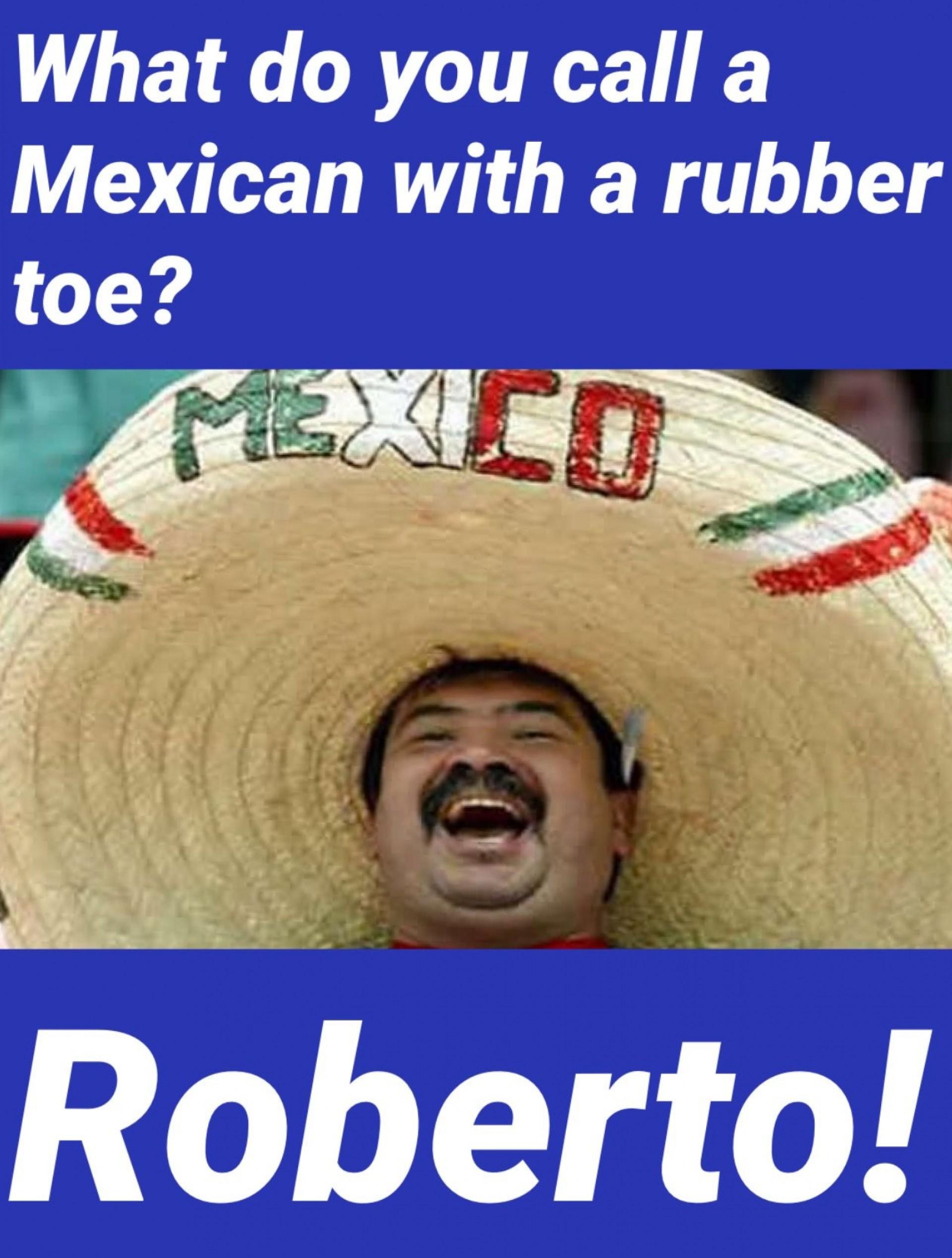 005 Essay Example Mexican Impressive Joke 1920