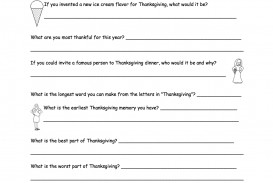 005 Essay Example Page Fantastic Thanksgiving Ideas For 3rd Grade