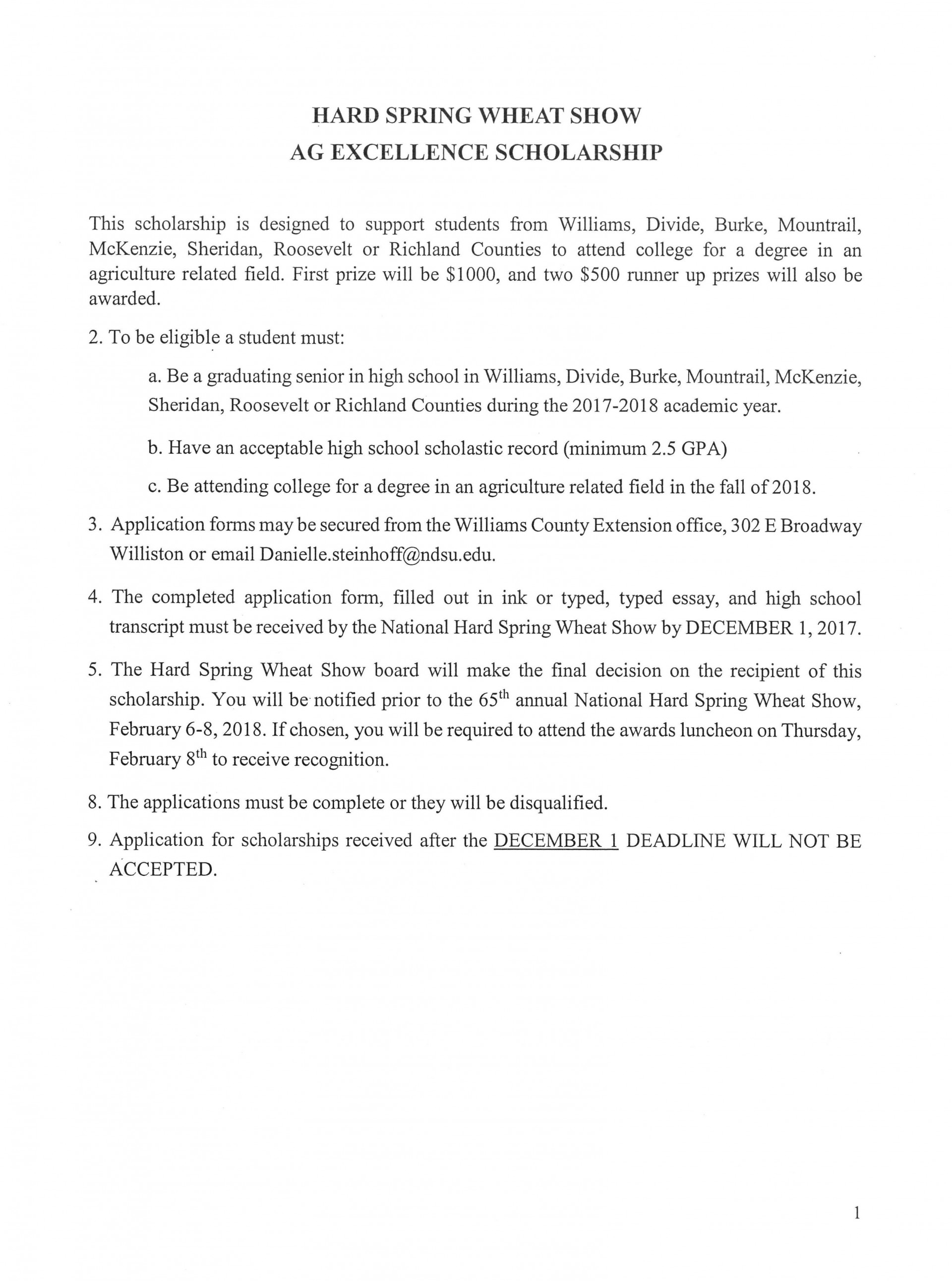 005 Essay Example Scholarships Page 1 Wonderful 2017 No College Canada 1920