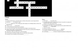 005 Essay Example Superfluous Part Of An Awesome Crossword Clue