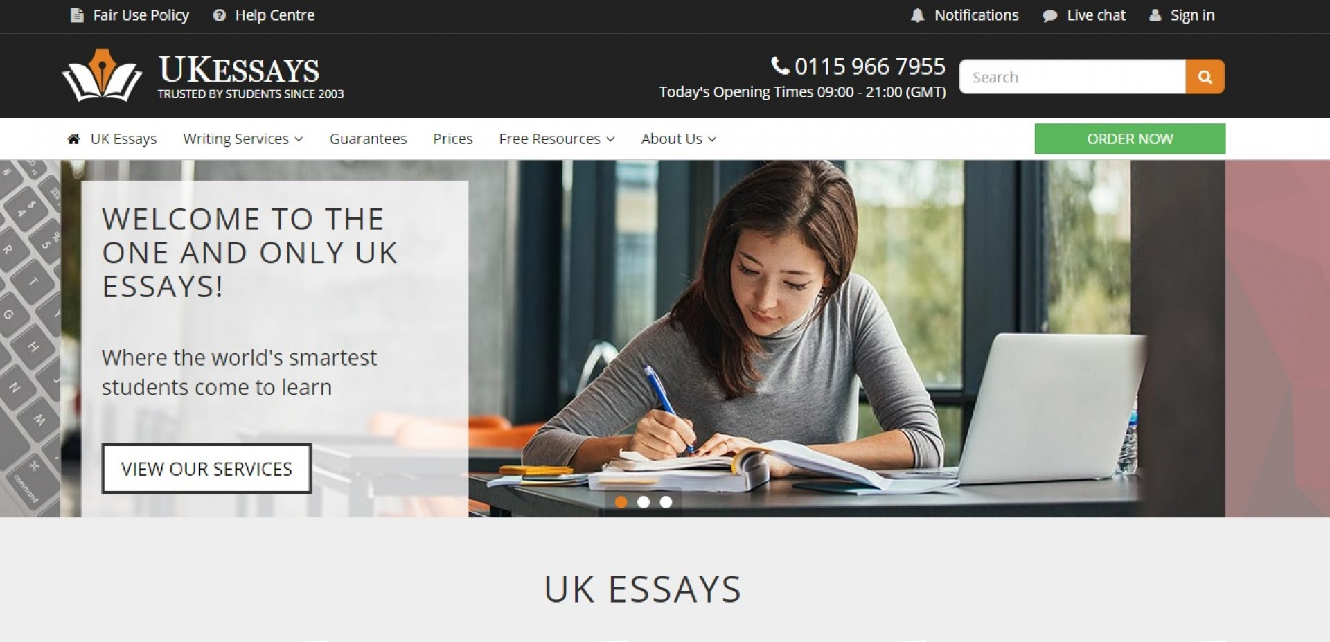 005 Essay Example Ukessays Uk Stupendous Essays Discount Nursing Apa 1920