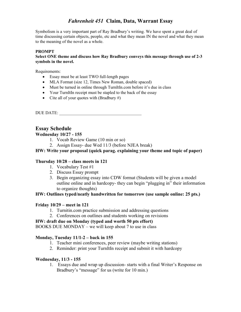 005 Essay Example Warrant 009035614 1 Singular Claim Evidence Glen Search Full