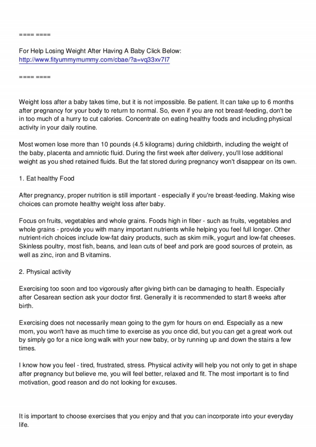 005 Essay Example Weightlossafterbaby Howtogetridofyourcesareanbelly Phpapp01 Thumbnail Weight Impressive Loss Tomlinson Conclusion Surgery Large