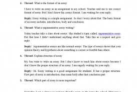 005 Essay Example What Is An Question Page 1 Frightening The On Sat A Test Common Application