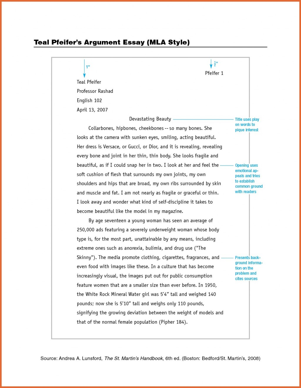 005 Essay Example What Is Mla Format For Essays Title Page Fresh Of An Goal How To Your Paper In Goodwi My Style With Word Narrative Unique Proper 8 Large