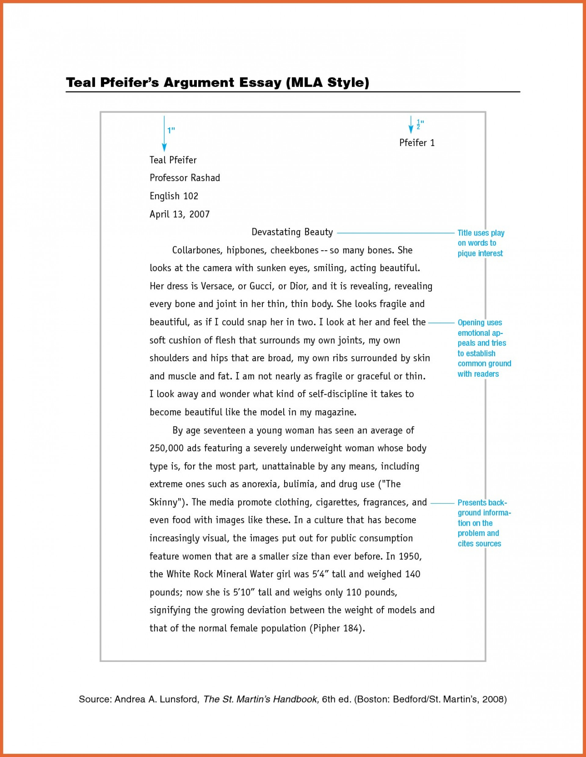 005 Essay Example What Is Mla Format For Essays Title Page Fresh Of An Goal How To Your Paper In Goodwi My Style With Word Narrative Unique Proper 8 1920