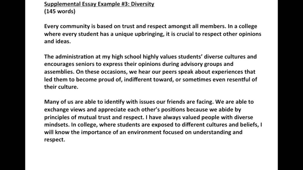 005 Essay On Diversity Maxresdefault Breathtaking For College Admission Regional In India Indian Culture Large