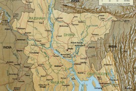 005 Essay On Rivers Of Bangladesh Example Loc 1996 Map Breathtaking Importance In