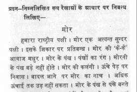 005 Essay On Tiger 10034 Thumb Astounding Shroff Hindi For Class 1 National Animal In