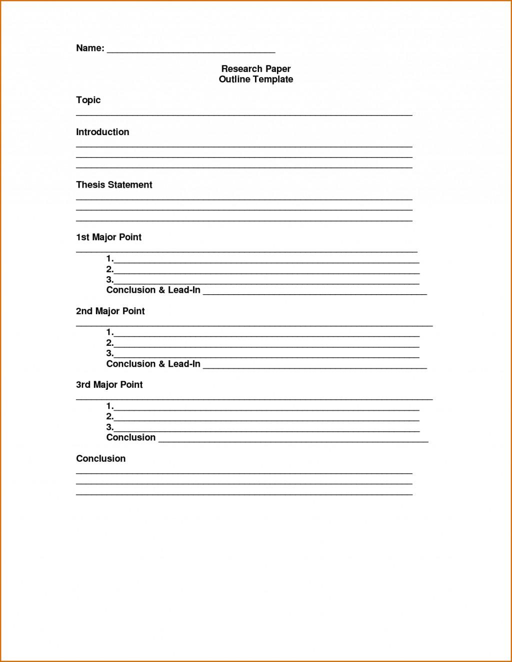 005 Essay Outline Template Excellent Mla Argumentative High School Research Paper Pdf Large