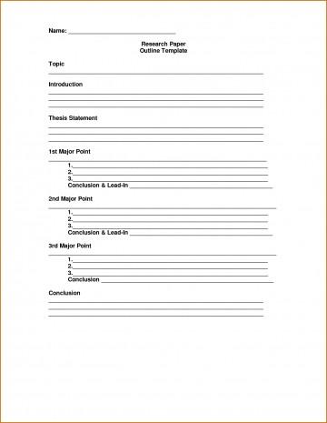 005 Essay Outline Template Excellent Mla Argumentative High School Research Paper Pdf 360