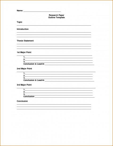 005 Essay Outline Template Excellent Mla Argumentative High School Research Paper Pdf 480