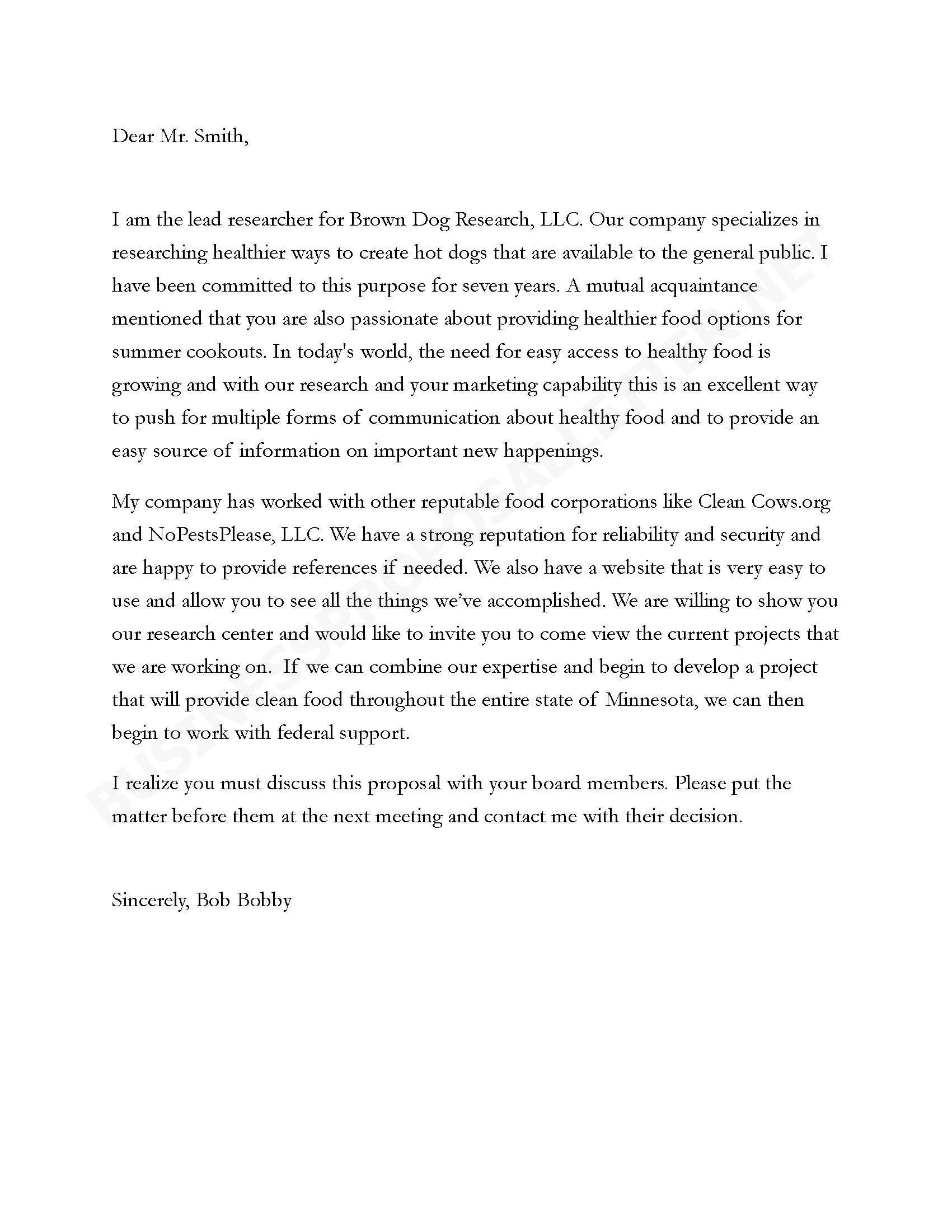 005 Essay Proposal Business Letter Sample Top Apa Format Example Samples Full